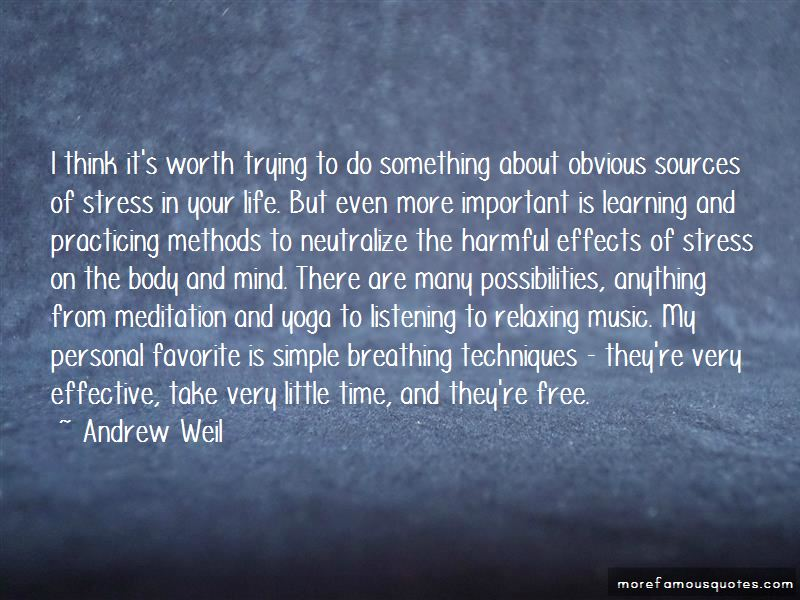 Free Your Mind From Stress Quotes: top 3 quotes about Free ...