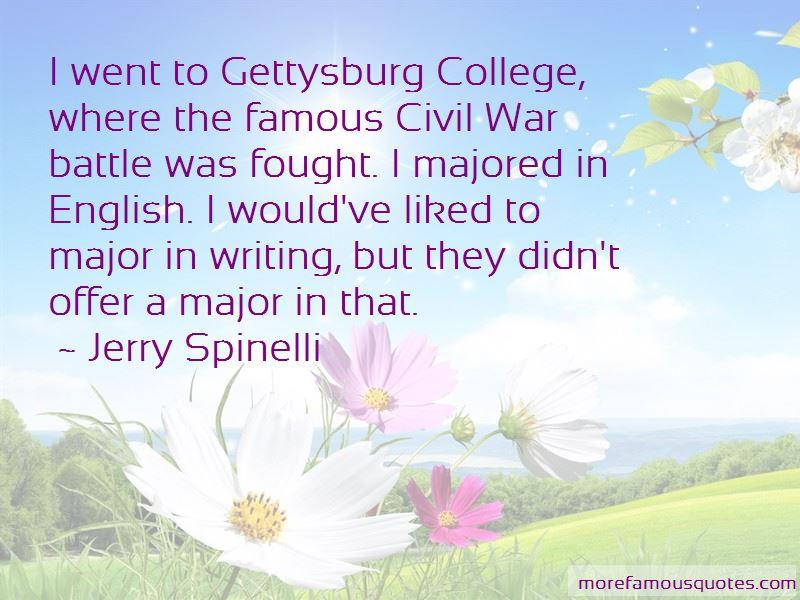Gettysburg Battle Famous Quotes