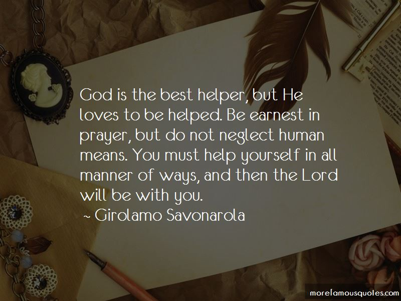 God Is The Best Quotes