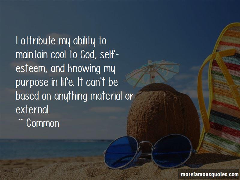 God Self Esteem Quotes