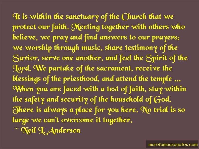 God Testimony Quotes Pictures 3