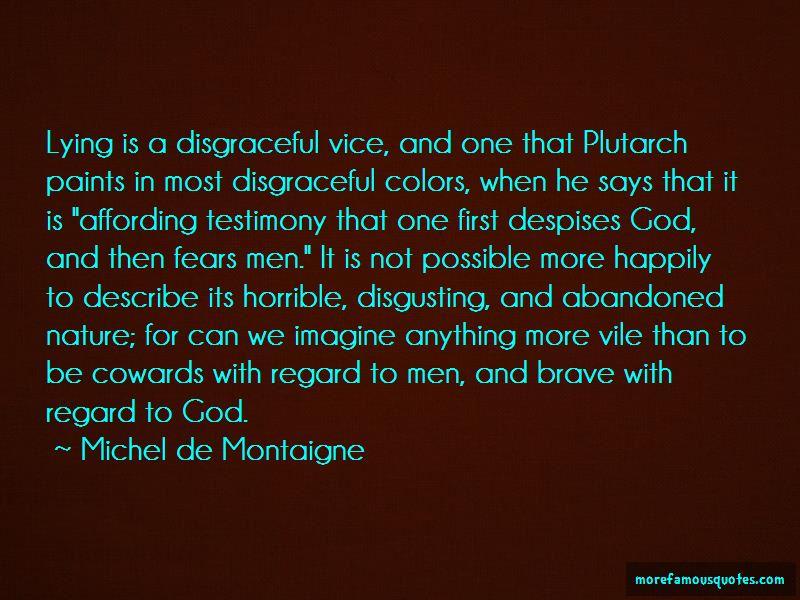 God Testimony Quotes