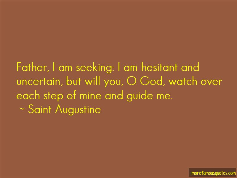 God Watch Over Quotes