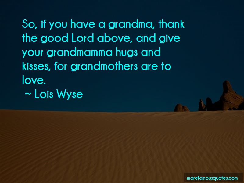 Good Grandmothers Quotes Pictures 2