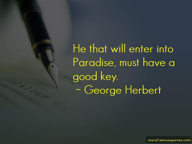 Good Key Quotes