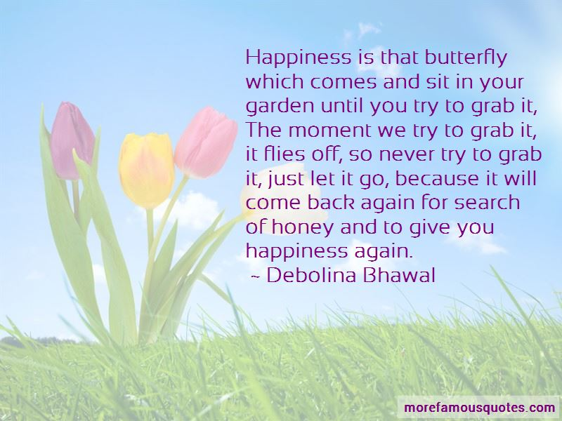 Grab Happiness Quotes