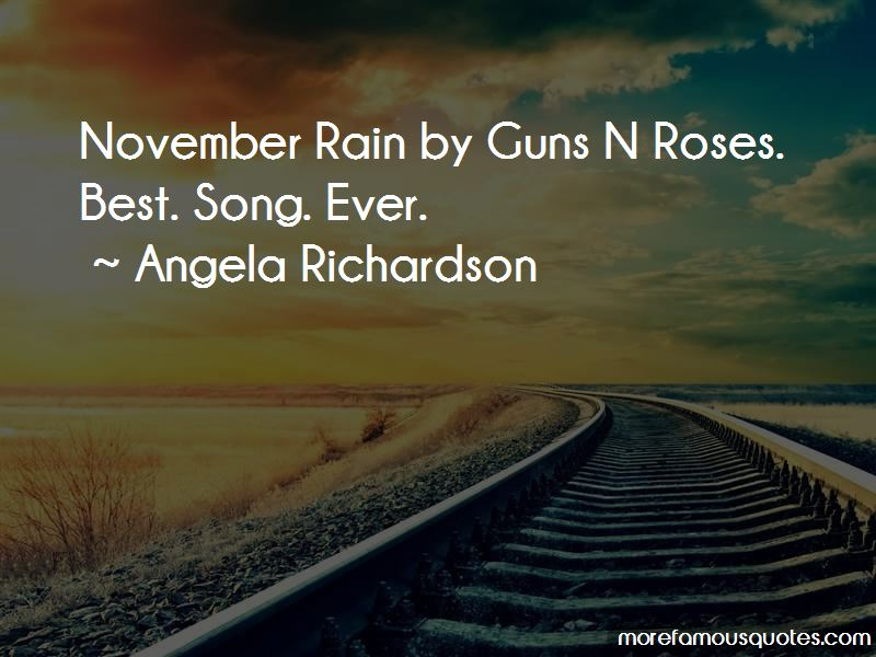 Guns N Roses Song Quotes Pictures 2