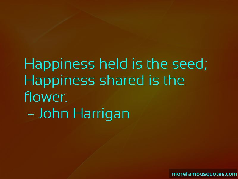 Happiness Shared Quotes