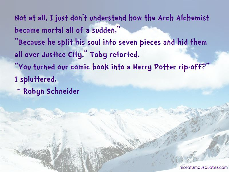 Harry Potter Book Seven Quotes