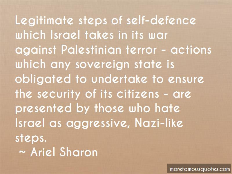 Hate Israel Quotes
