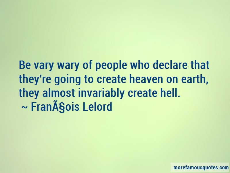 Heaven And Hell On Earth Quotes Pictures 2
