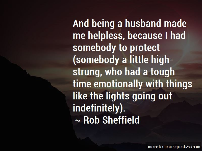 Husband Protect Quotes Pictures 4