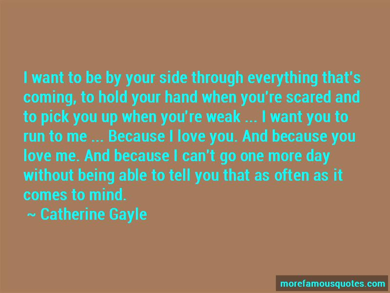 I Love When You Hold My Hand Quotes Pictures 3
