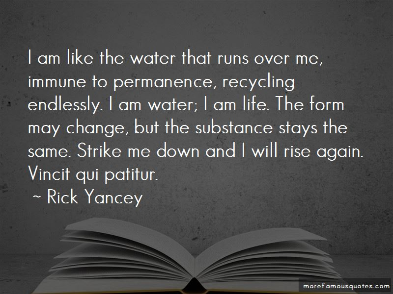 I May Be Down But I Will Rise Quotes