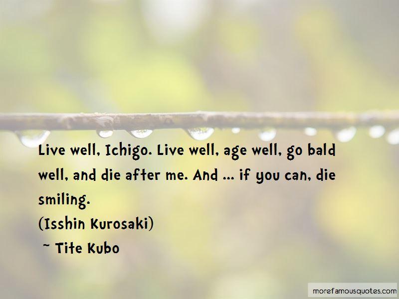 Isshin Kurosaki Quotes