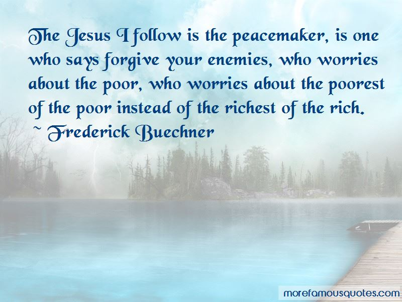 Peacemaker Quotes Fascinating Jesus Peacemaker Quotes Top 3 Quotes About Jesus Peacemaker From