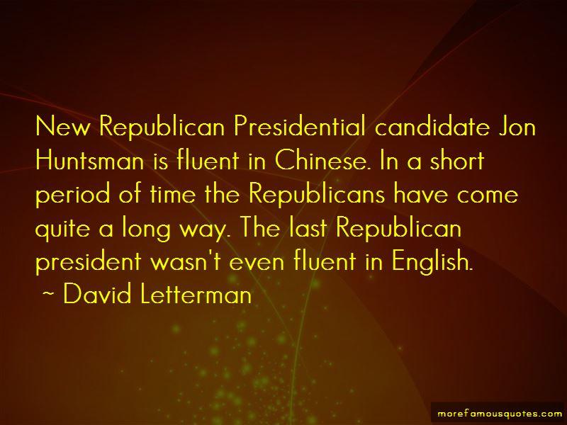 Jon M. Huntsman Quotes