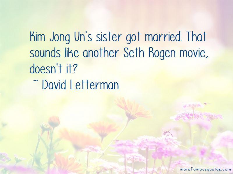 Kim Jong Un Movie Quotes