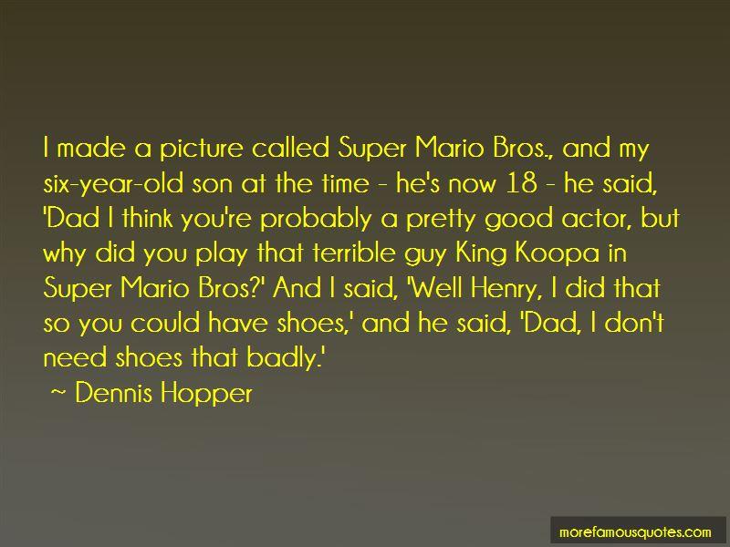 King Koopa Quotes