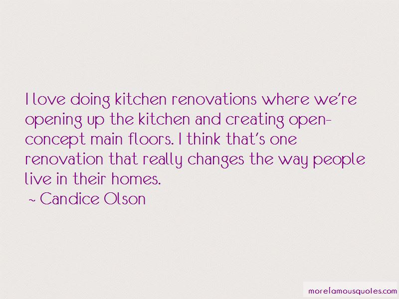 Kitchen Renovations Quotes