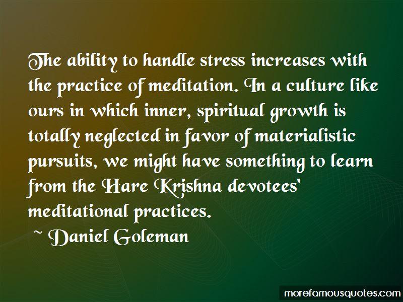 Krishna Devotees Quotes