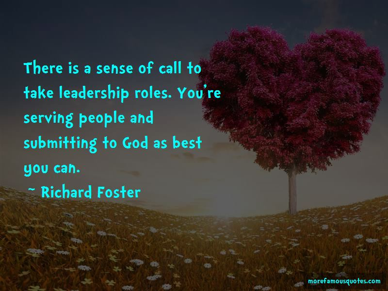 Leadership Roles Quotes Pictures 3