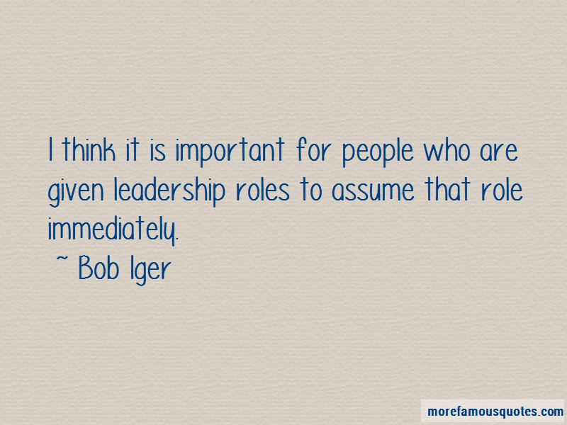 Leadership Roles Quotes Pictures 4