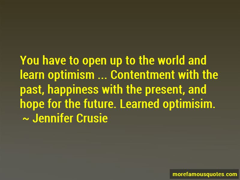 Learned Optimism Quotes Pictures 2