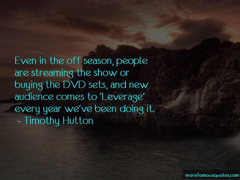 Leverage Season 4 Quotes
