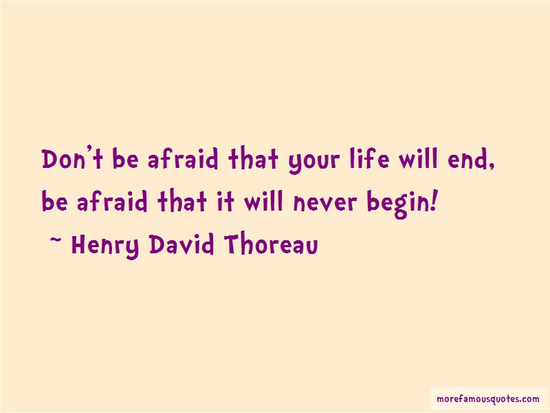 Life Will End Quotes Pictures 4