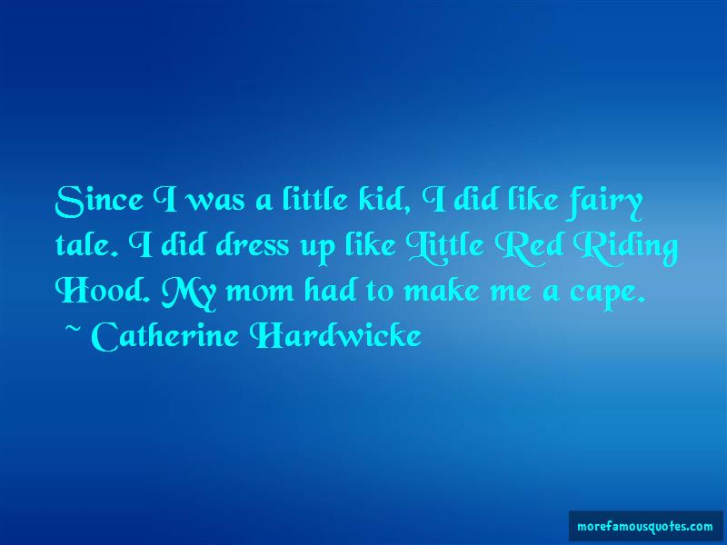 Little Red Riding Hood Fairy Tale Quotes