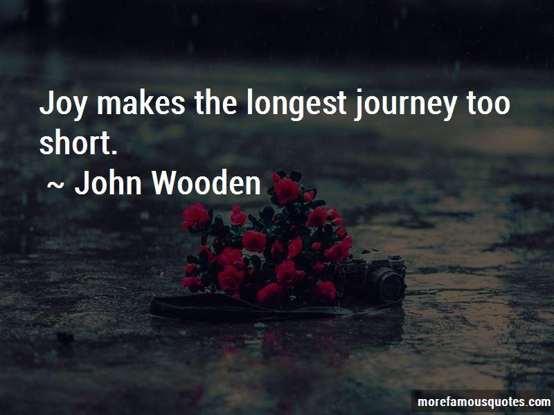Longest Journey Quotes