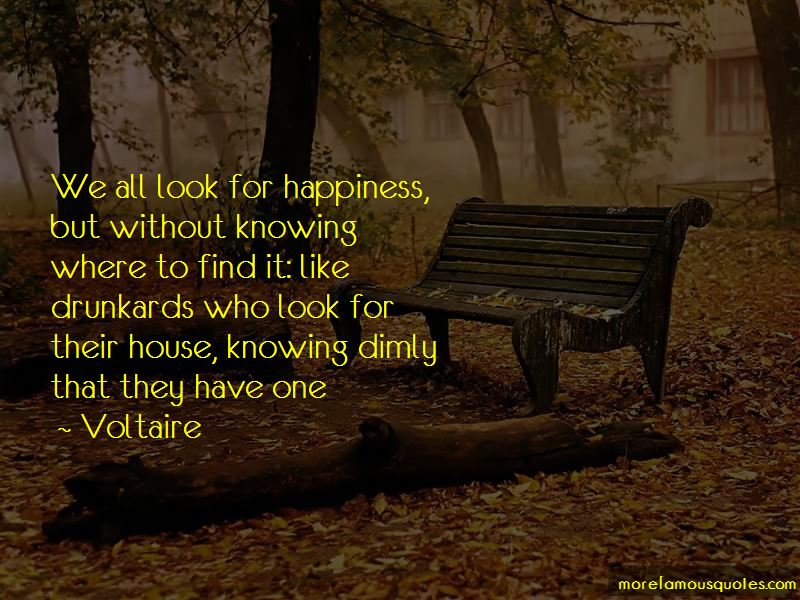 Look For Happiness Quotes
