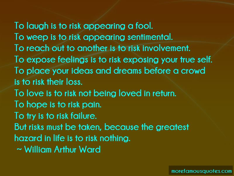Love At Risk Quotes Pictures 2