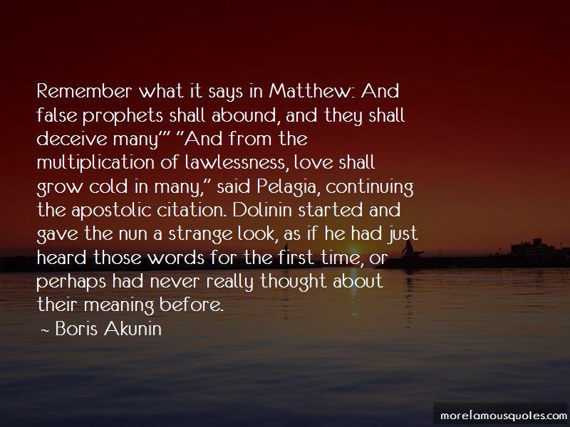 Love Citation Quotes