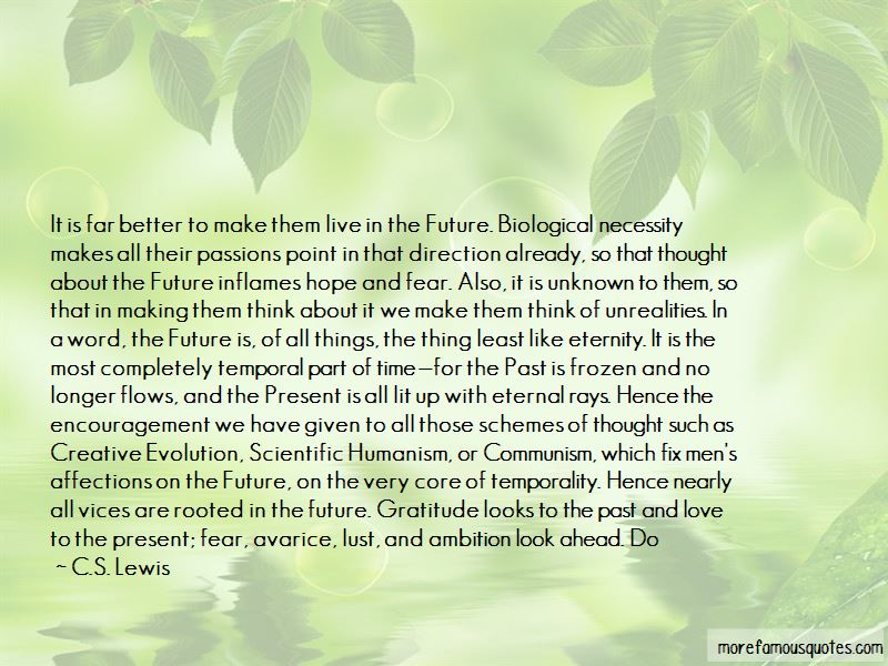 Love Evolution Quotes