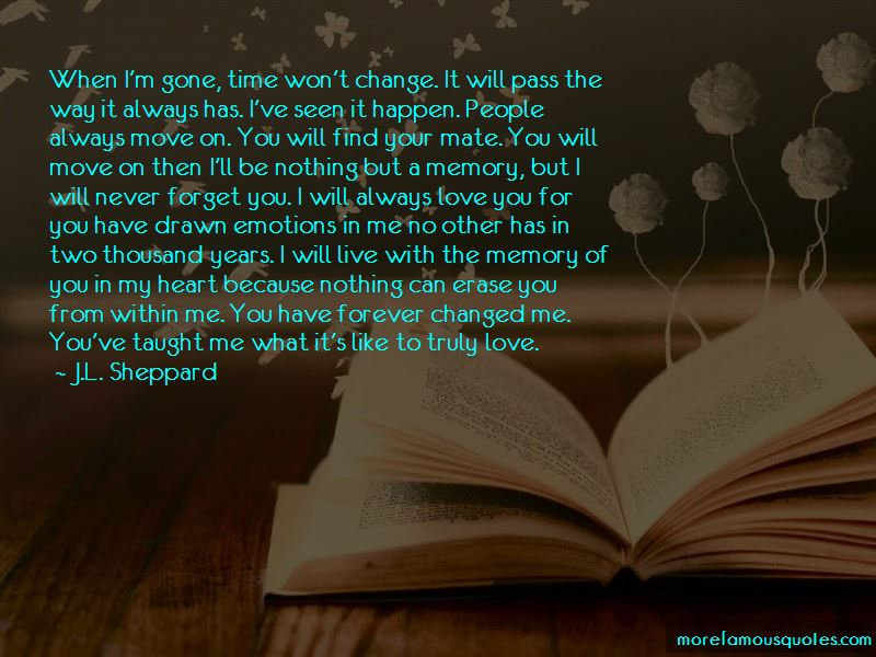 Love Is Just A Time Pass Quotes