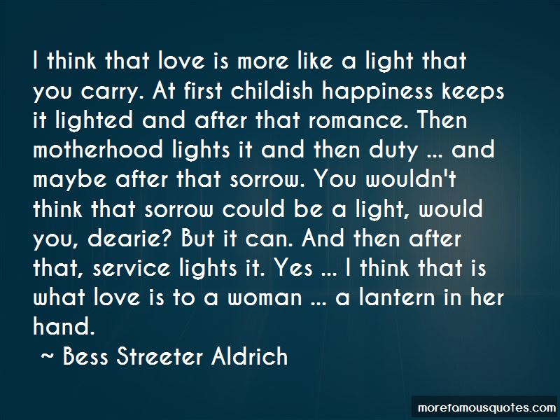 Love Light Happiness Quotes Pictures 3