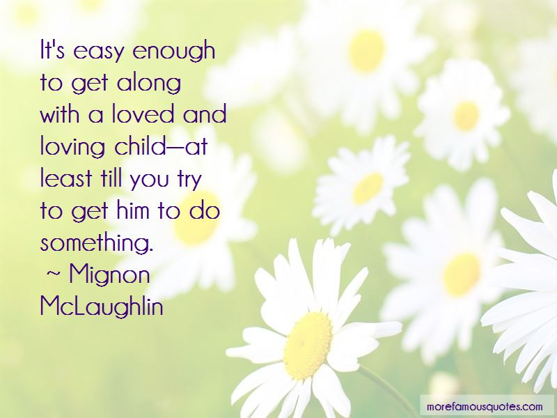 Loving You Was Easy Quotes
