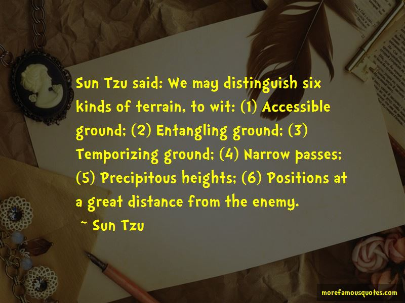 Ma Tzu Quotes