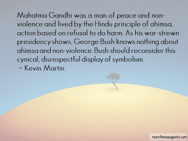 Mahatma Gandhi Peace Quotes Pictures 4
