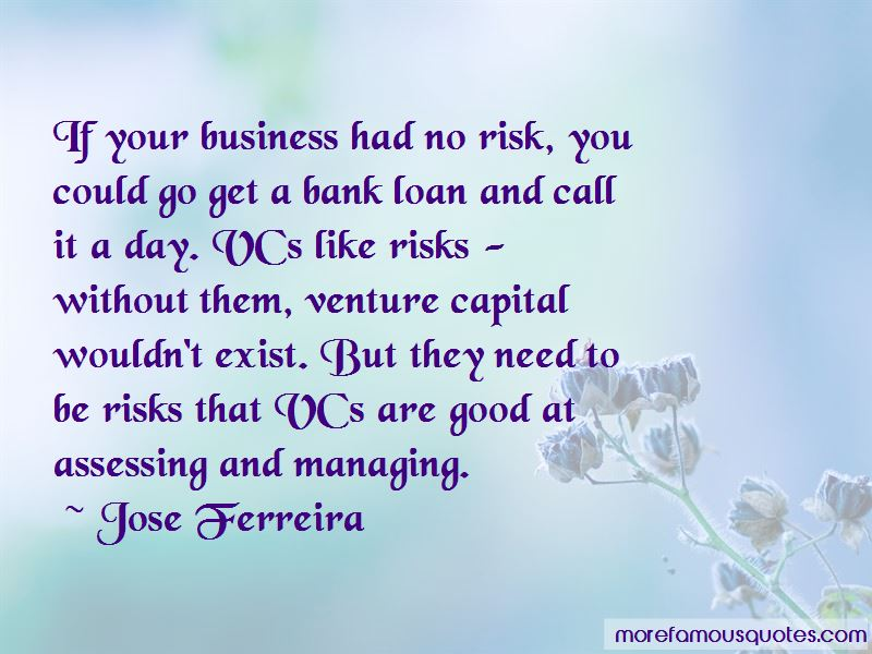 Managing Risk In Business Quotes Pictures 2