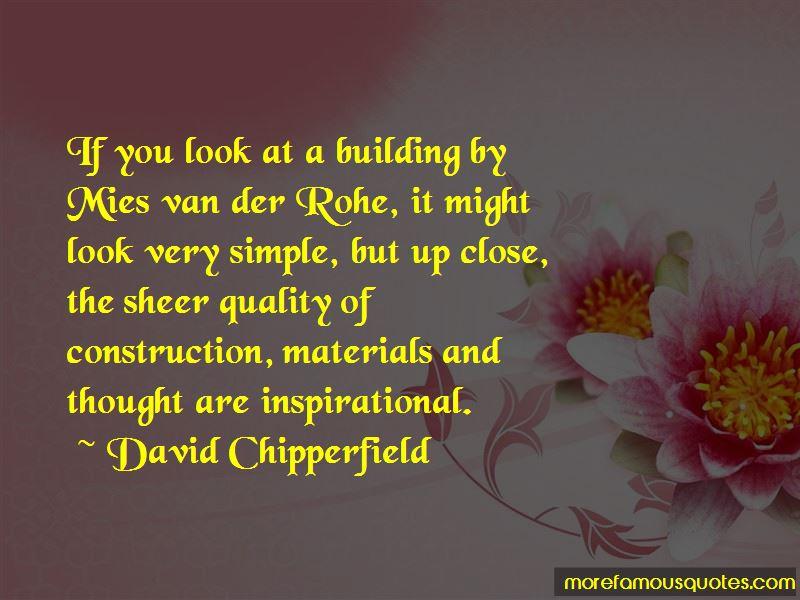 Mies Van Rohe Quotes