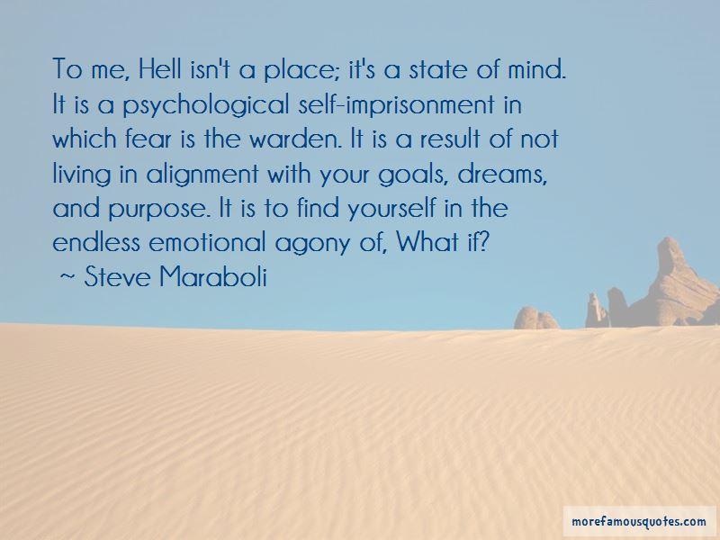 Mind Imprisonment Quotes