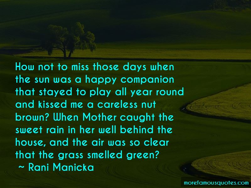 Miss Those Days Quotes