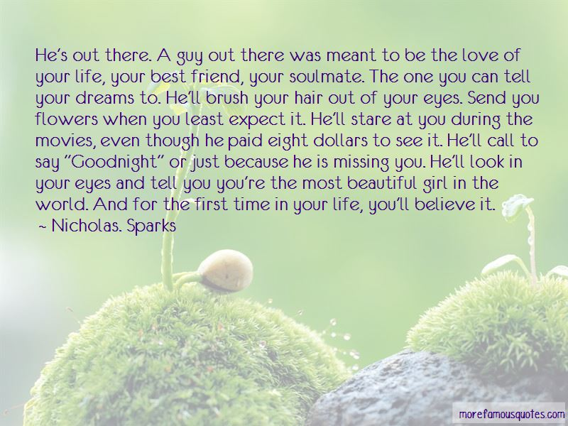 Missing My Guy Best Friend Quotes: top 2 quotes about ...