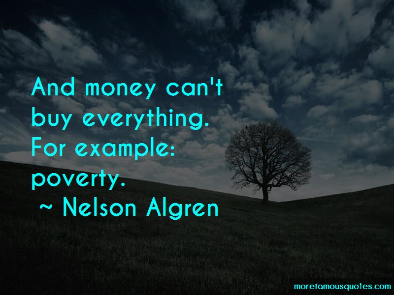 Money Can't Buy Everything Quotes
