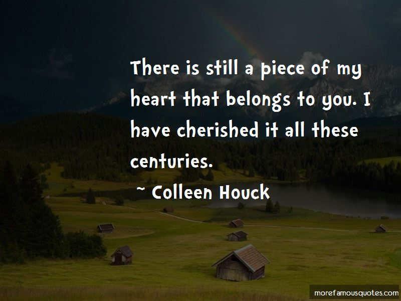 My Heart Still Belongs To You Quotes