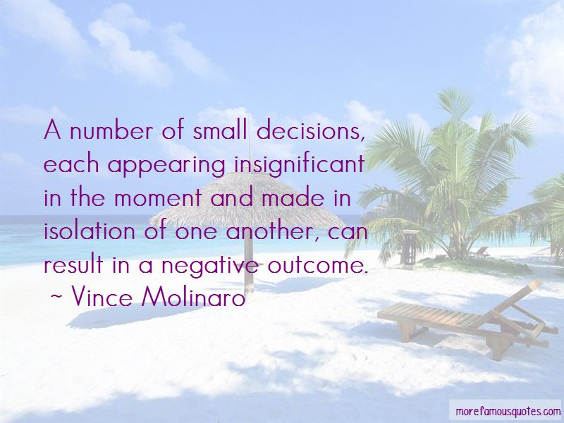 Negative Outcome Quotes Pictures 2