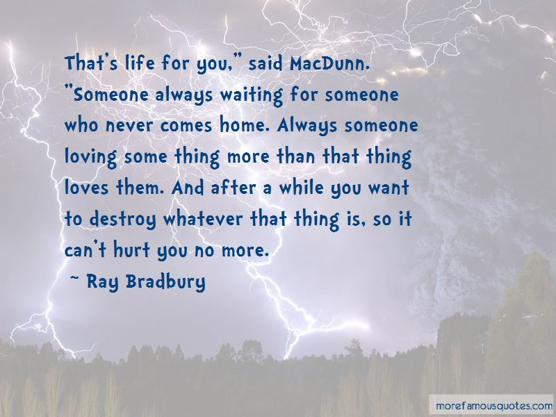 Never Hurt Who Loves You Quotes